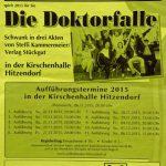 2015 - Die Doktorfalle