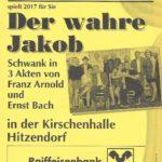 2017 - Der wahre Jakob